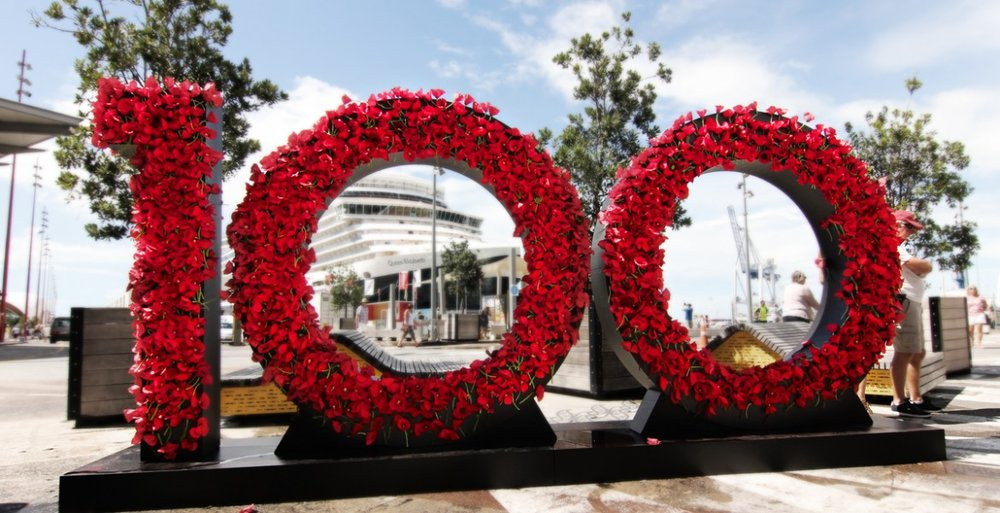 100 Years ANZAC Tribute, 2015