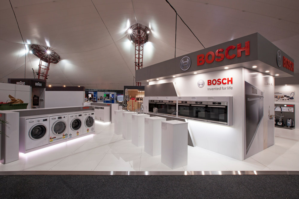 Bosch at Harvey Norman