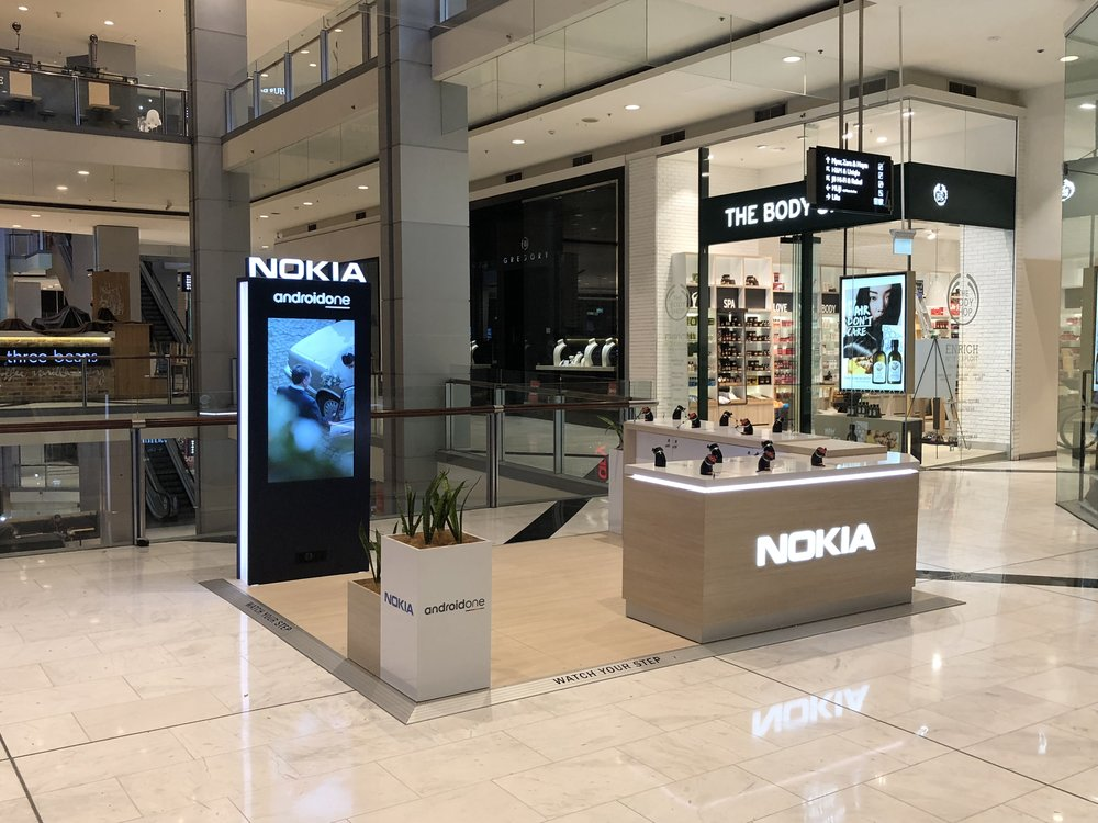 Nokia at Westfield Chatswood
