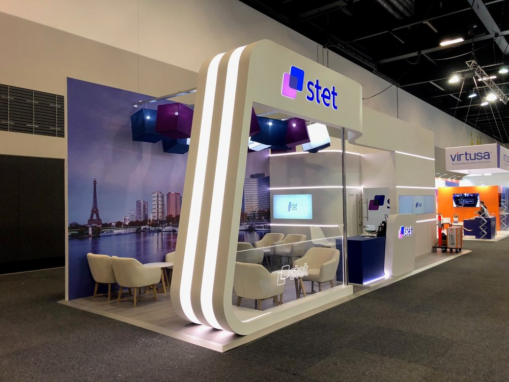 STET at SIBOS, 2018