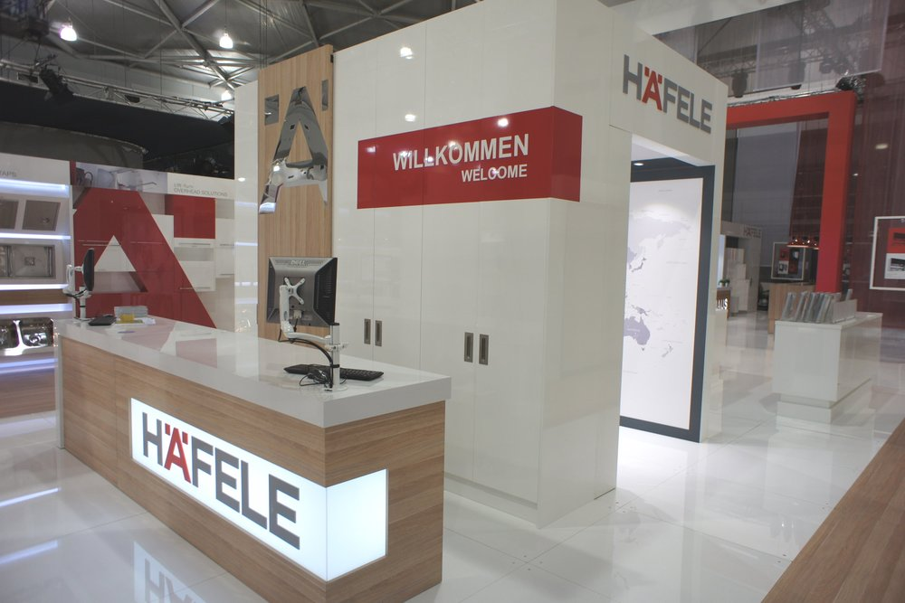 Hafele at AWISA 2014
