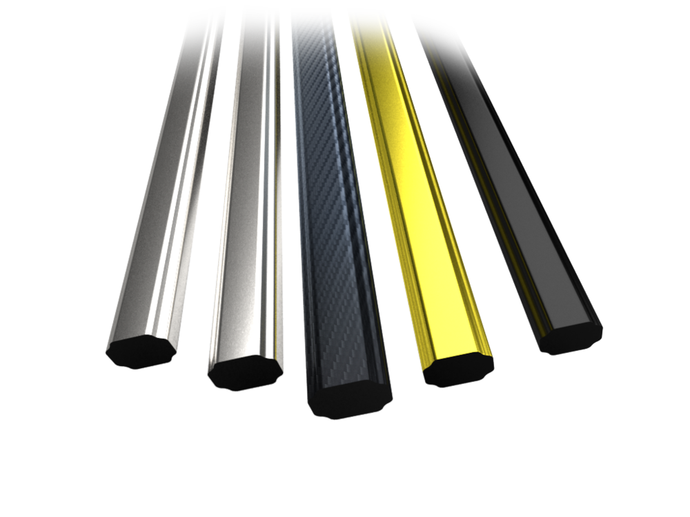 Five Shaft materials -