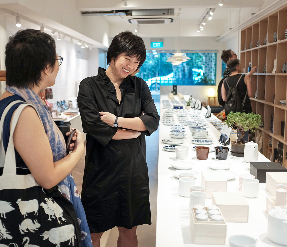 "Finding Meaning in Work - ""To us, it is more than a retail business; it is also about the lives we impact. We appreciate the dedication and discipline of the Japanese artisans (makers) to their craft.Apart from that, we find that the meaning and responsibility is doubled when some of the Japanese makers are at the threshold of making it or breaking it, facing the threat of failing multi-generations of their family business."""