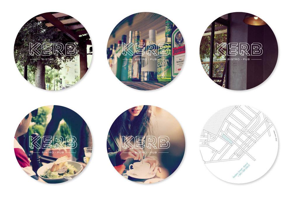 Kerb Coasters