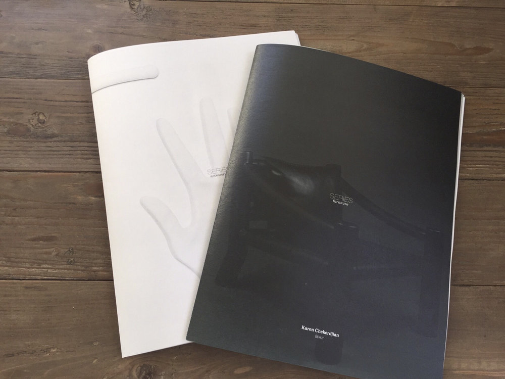 Karen Chekerdjian | Catalogues