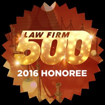 LawFirm500 logo