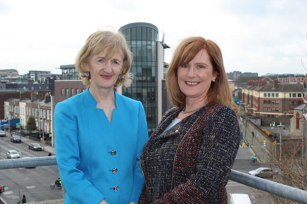 Mary McAteer (Principal)& Anne Skelly (Deputy Principal) -