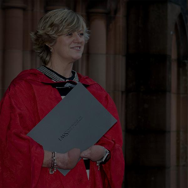 Honorary Doctorate -