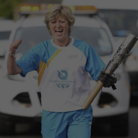 Commonwealth Games Baton Carrier -