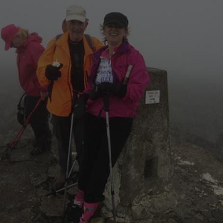 First Female Amputee to Summit Ben Nevis -