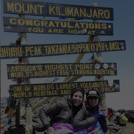 First Female Quadruple Amputee to Summit Kilimanjaro -