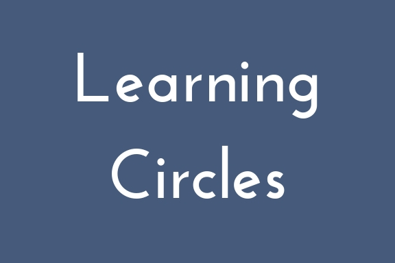 In-depth learning opportunities to provide collective and shared knowledge, wisdom, and resources in a way that honors, respects and embraces one another's experiences and voices. -