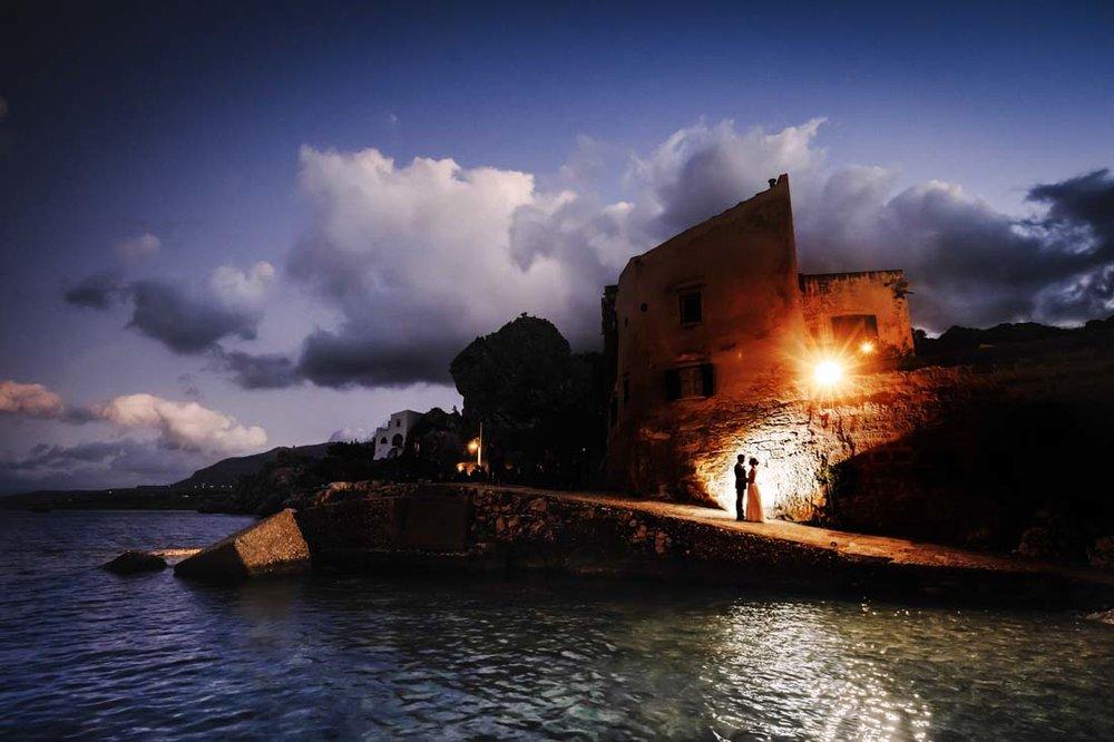 wedding photographer Italy Sicily Tonnara di Scopello