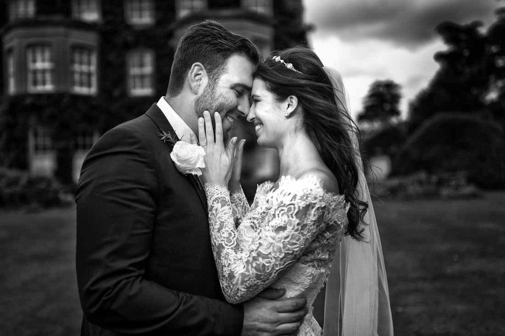 Wedding photographer Northbrook Park Surrey