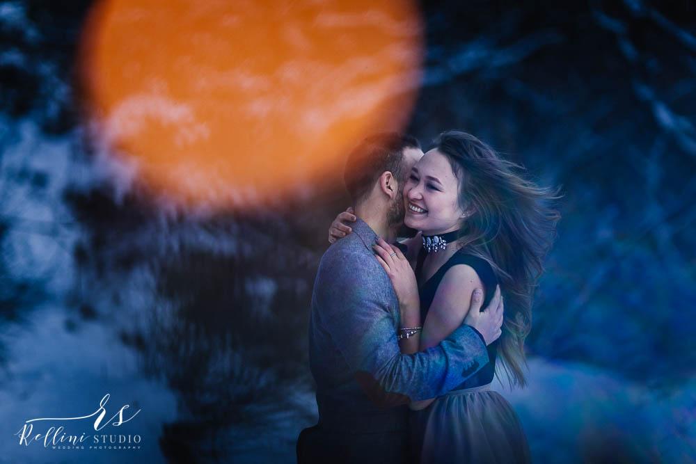 Nicholas & Aygulya - engagement in Rome/Terni