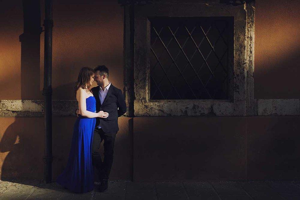 Mirko & Elena - engagement a Perugia