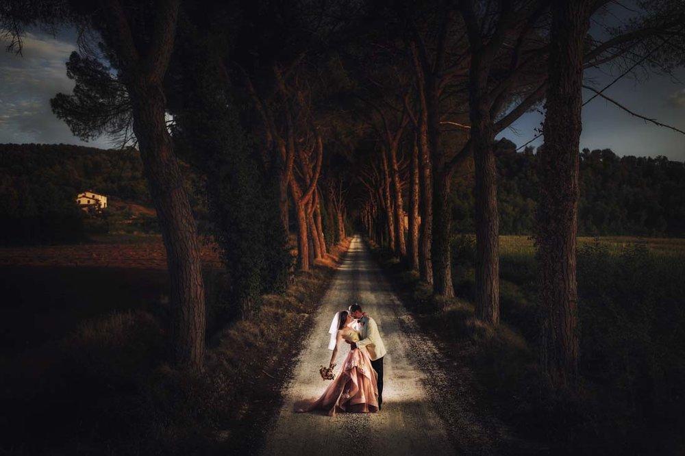 Wedding at Castello di Rosciano, Umbria Italy