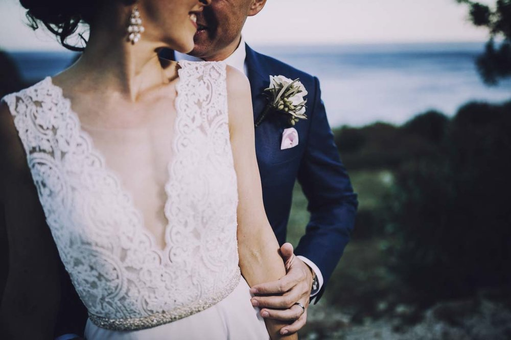 Destination wedding Sicily, Rellini art studio wedding photographers in Italy