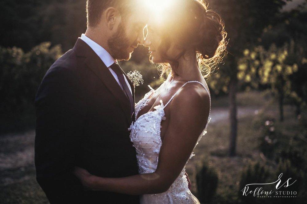 Destination wedding in Orvieto, Umbria