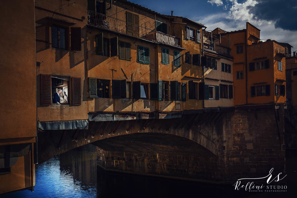 Destination wedding in Florence, Villa le Fontanelle. Rellini art studio wedding photographers Umbria Tuscany Florence Chianti