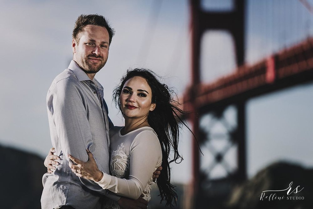 engagement prewedding San Francisco