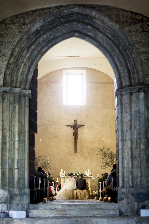 Wedding La Badia di Orvieto