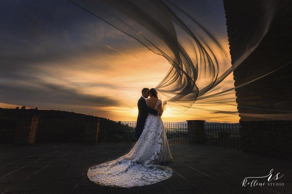 wedding photographer Castello di Rosciano