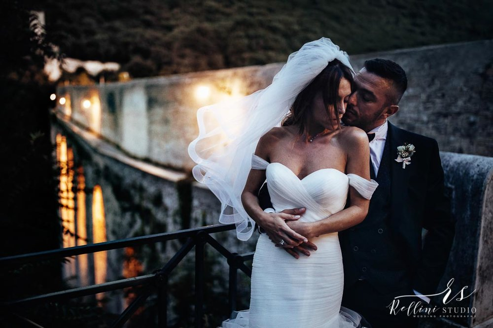 Destination Wedding photographer Umbria Spoleto Italy