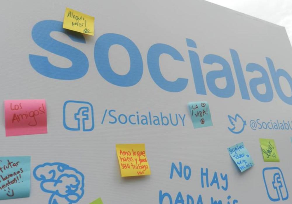 Socialab lanza convocatoria abierta -