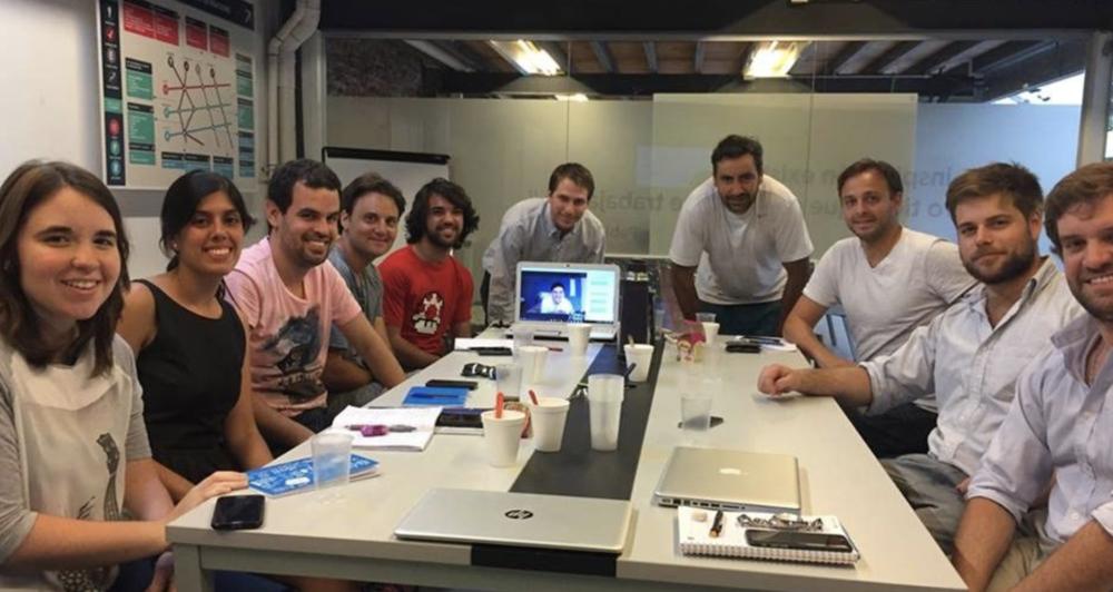 Socialab en Uuruguay: resolver problemas sociales -