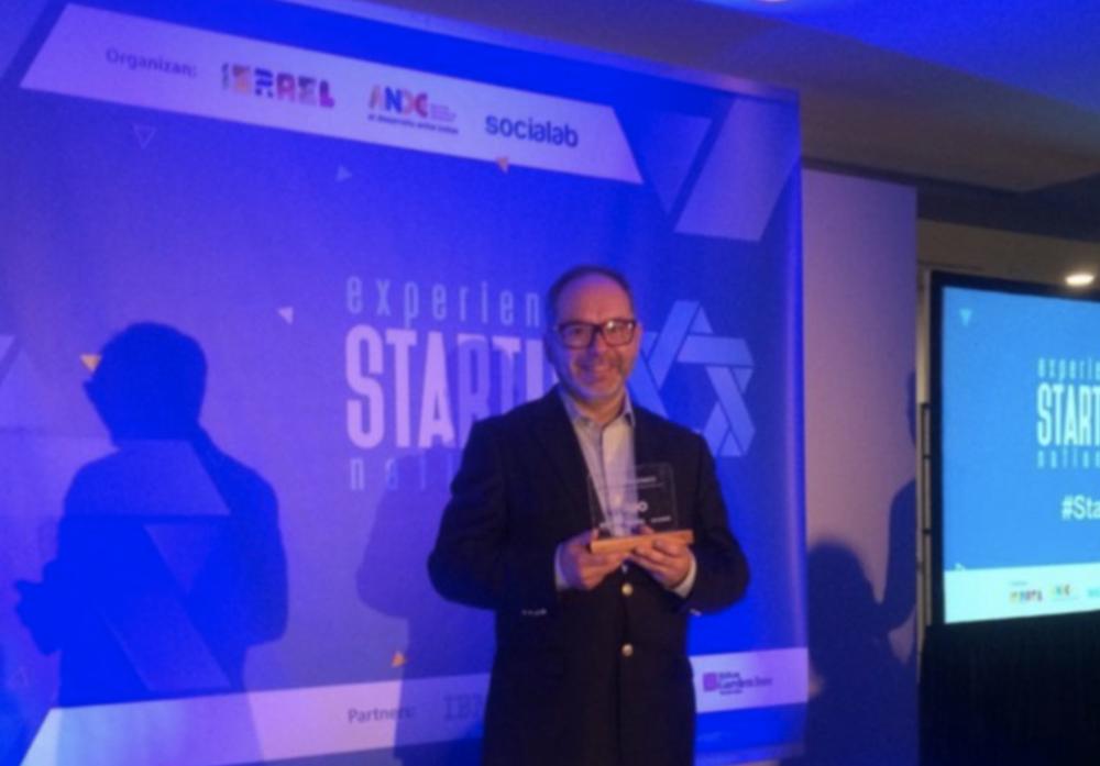 Connectus Medical ganó el concurso Startup Nation -