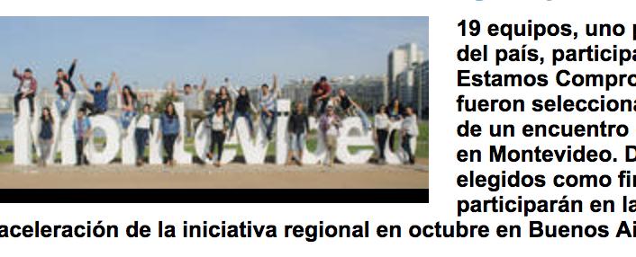 Encuentro Nacional de Estamos Comprometidos en Uruguay -