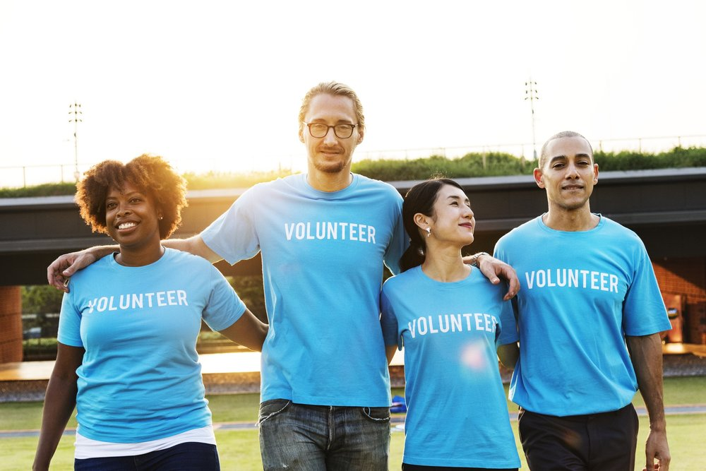 GET INVOLVEd - Ready to take the next step?Understand how you can get involved, whether that be volunteering or partnering with us to help support our movement of giving away unwanted goods.
