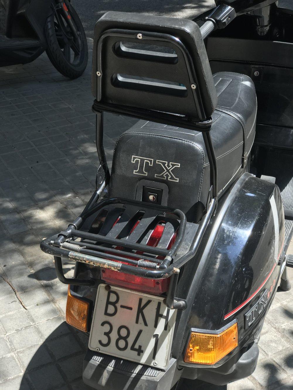 Motovespa TX200