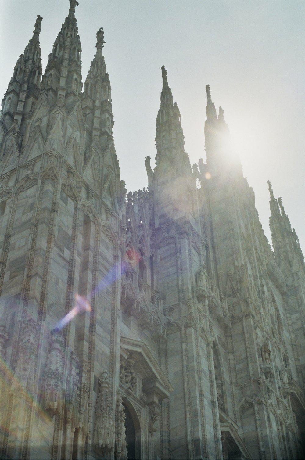 Milano Duomo - Milan's awe inspiring cathedral
