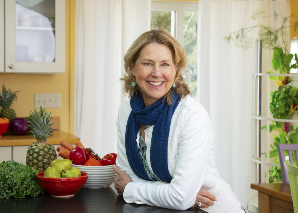 Lolli Leeson - Health And Wellness Professional, Culinary Arts Teacher, Trained Chef And A National Marketing Director For The Juice Plus+ Company.