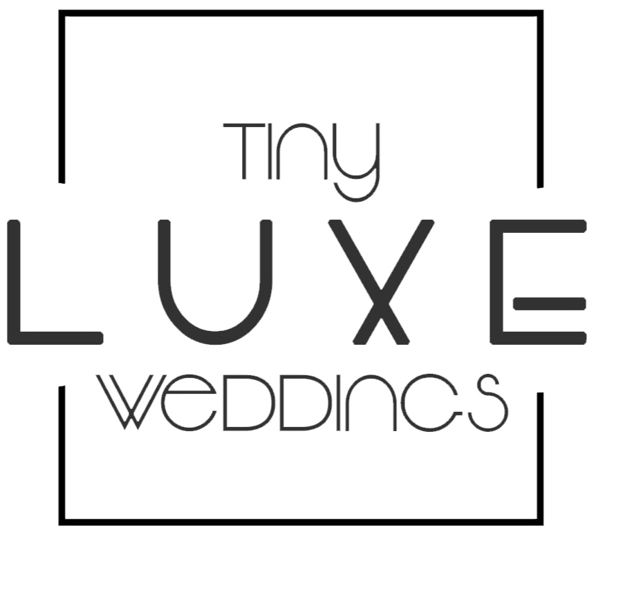 Tiny Luxe Weddings