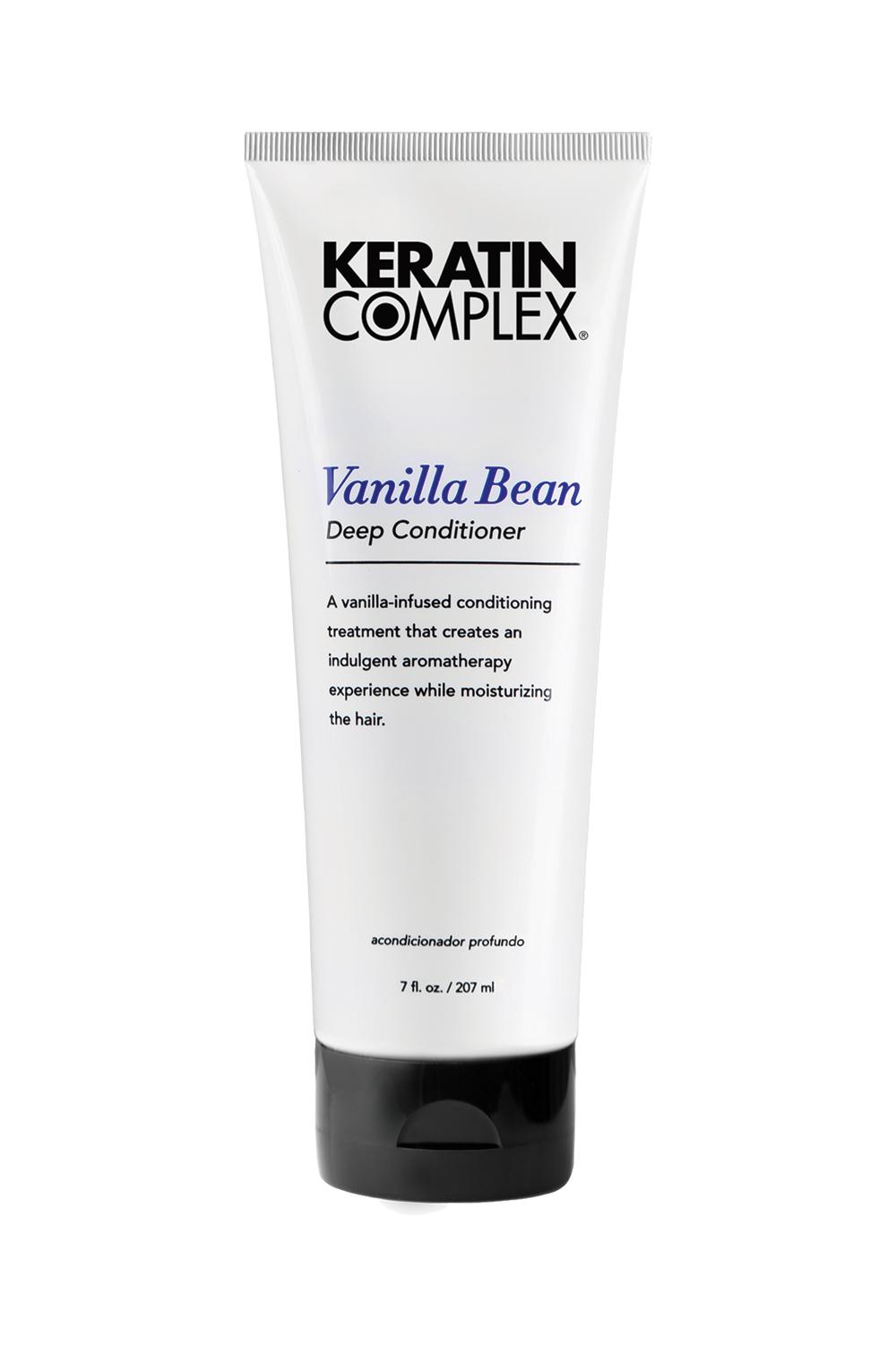 Pro Salon Brands— Keratin Complex Vanilla Bean Deep Conditioner