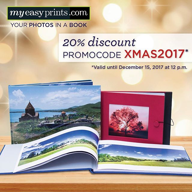 This Christmas, surprise your loved ones with a picture-perfect gift! Go to myeasyprints.com: a few clicks and pictures are all you need! Upon order, don't forget to enter the voucher code XMAS2017 for a 20% discount! #photobook #bookstagram #myeasyprints #christmasgift #christmasgiftsideas #sayitwithphotos