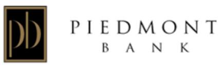 Piedmont Bank