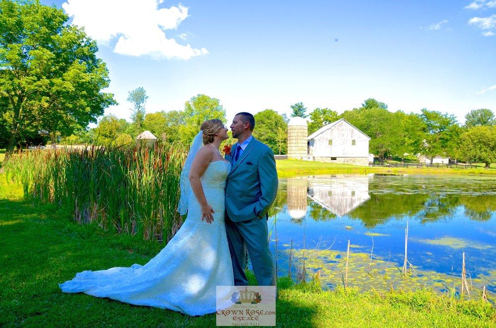 CR Logo WeddingsCouplePondBarn#crownroseestate, #weddingdestination, #barnrental,#historicsiterental, #historicvenuefilmsite, #downtonabbeywedding, #tentedweddings.jpg