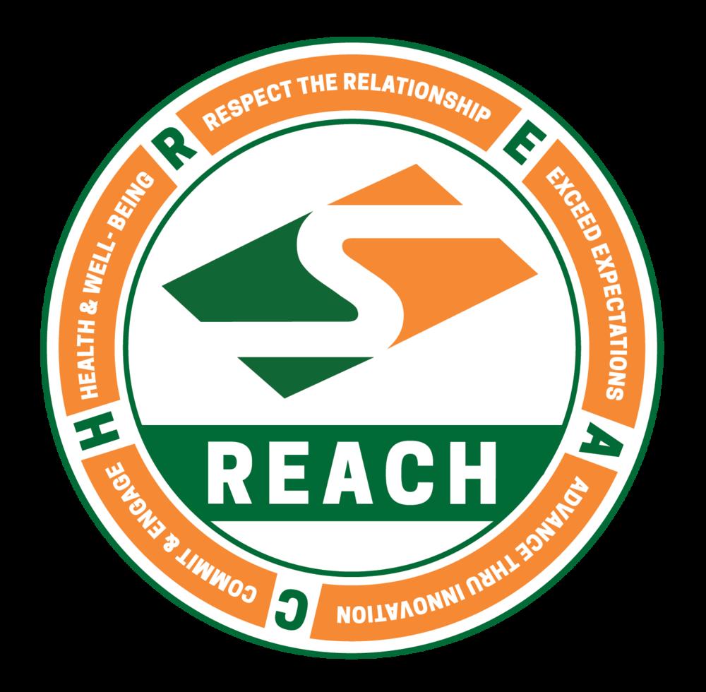 Sweed's Core Values Emblem
