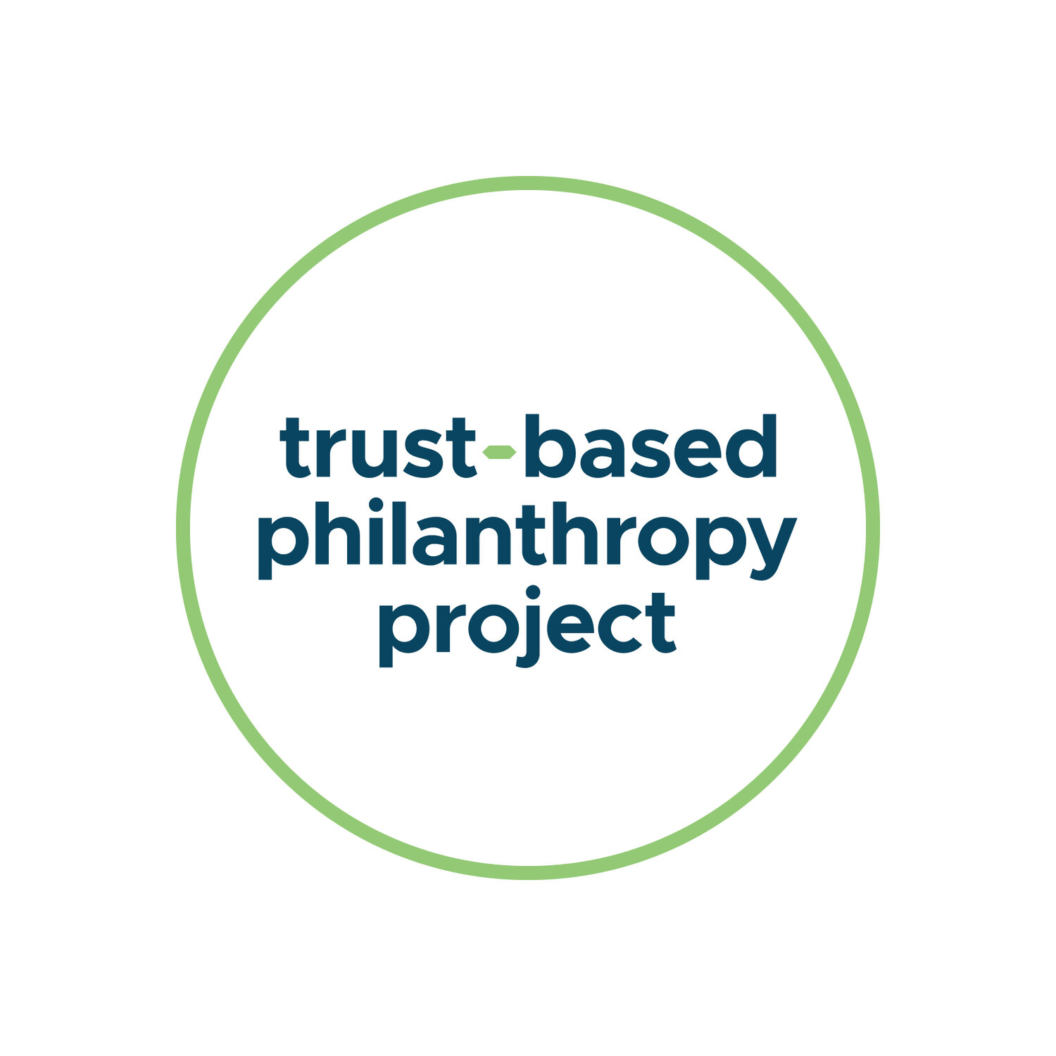 Trust-Based Philanthropy