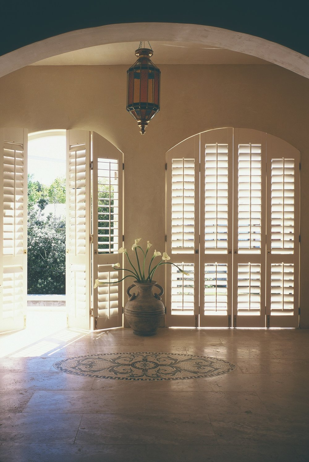 Shutters - add beauty and value