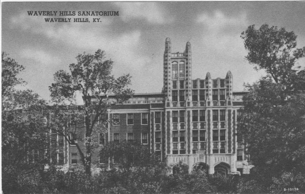 Photo Courtesy of Waverly Hills Historical Society