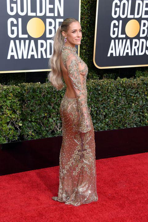 Kristin Cavallari wearing Chopard jewelry