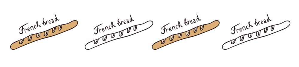 french bread Paris