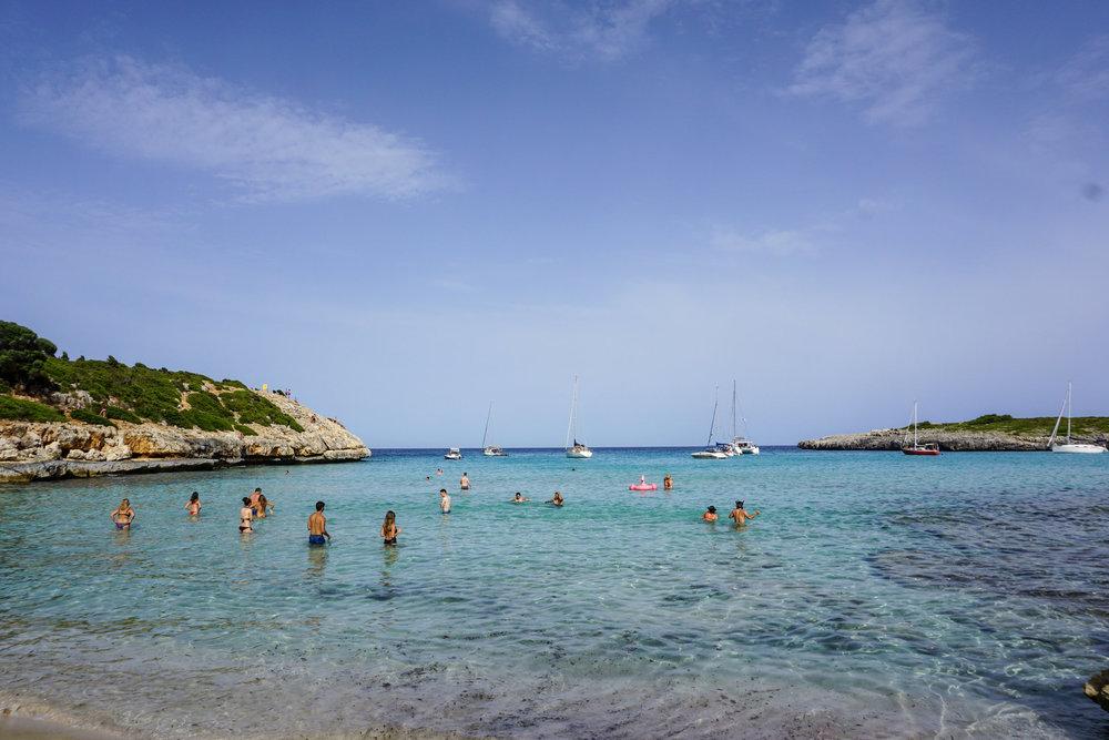 palma de mallorca best beaches