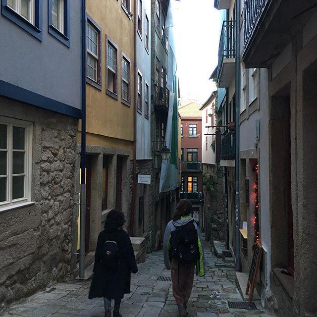 #nomads in Porto 💕  #livingthedream #digitalnomads #peaceful #exploring #adventures