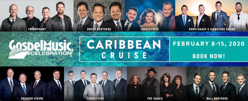 Gospel Music Celebration – 7 Day Eastern Caribbean Cruise with